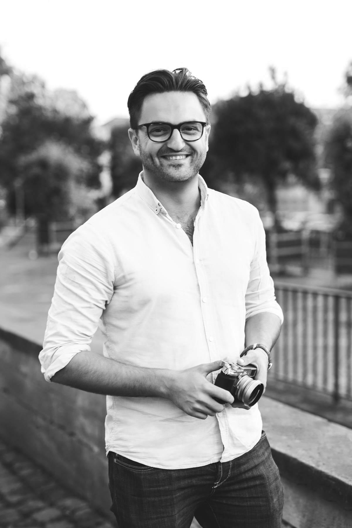 Filipp - CEO, Fotograf & Videograf