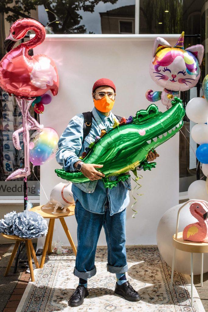 Ballonladen Hannover fotografie