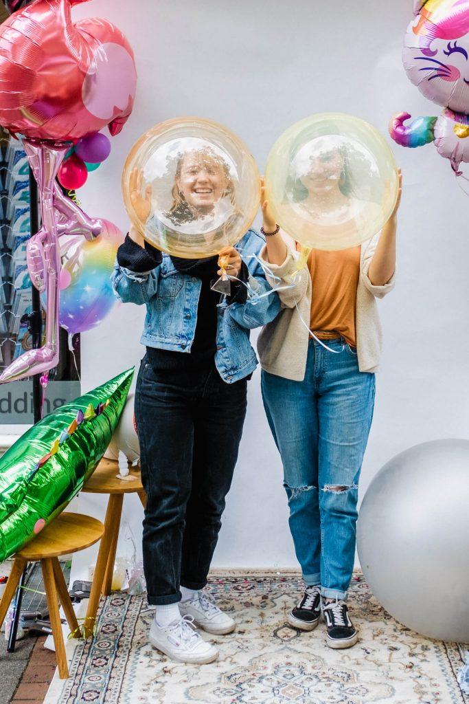 balloon fotos