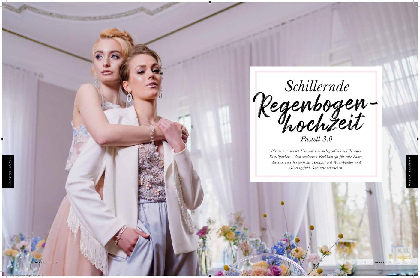 brautmagazin same sex
